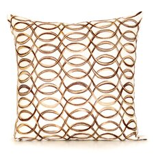 <strong>Fox Hill Trading</strong> Scroll Throw Pillow