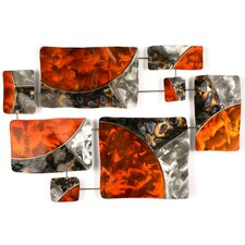 Iron Werks Abstraction Wall Décor