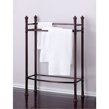 <strong>Fox Hill Trading</strong> Monte Carlo Bathroom Towel Rack