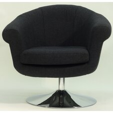 Overman Disc Base Twist Chair