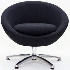 <strong>Fox Hill Trading</strong> Overman Five Prong Base Astro Chair