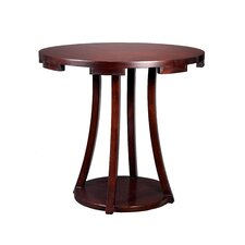 Camelot end table