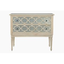 Tangier 2 Drawer Dresser