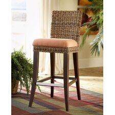 <strong>Wildon Home ®</strong> Martinique Bar Stool with Cushion