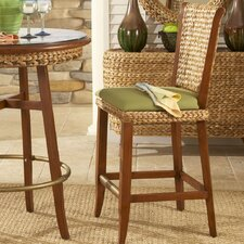 <strong>Wildon Home ®</strong> Paradise Bar Stool with Cushion