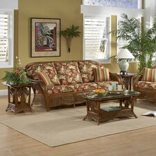 <strong>Wildon Home ®</strong> Palm Cove Coffee Table Set