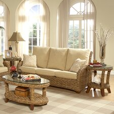 <strong>Wildon Home ®</strong> Martinique Coffee Table Set