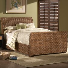 Barbados Sleigh Bed