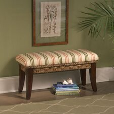 Barbados Wood Entryway Bench