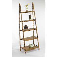 "Coastal Chic 71"" Ladder Bookcase"
