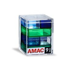 <strong>AMAC</strong> Chroma 760 9-Piece Container Assortment