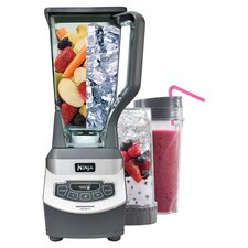 <strong>Ninja</strong> Professional Blender with Single Serve Attachment