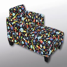 Nathan Kid's Chaise Lounge