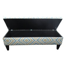 <strong>Sole Designs</strong> Brooke Upholstered Storage Bench
