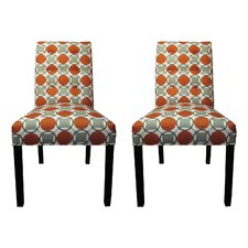 <strong>Sole Designs</strong> Kacey Side Chairs (Set of 2)