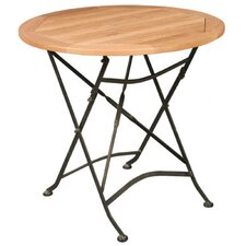 <strong>HiTeak Furniture</strong> Bistro Round Table