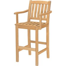 <strong>HiTeak Furniture</strong> Barstool