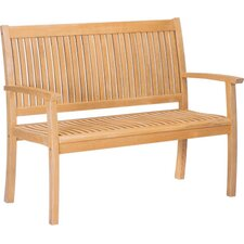 <strong>HiTeak Furniture</strong> Buckingham Wood Bench