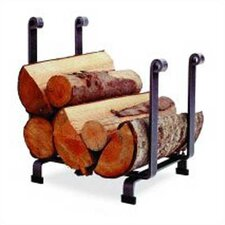 Steel Log Rack