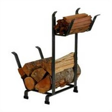 Country Home Steel Log Rack