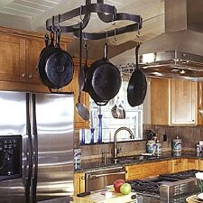 Premier Double Oval Pot Rack
