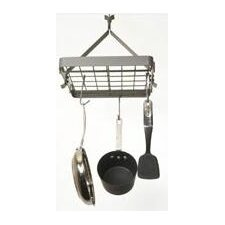 RACK IT UP! Square Ceiling Hanging Pot Rack