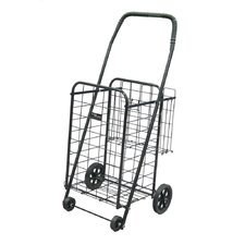 <strong>Narita Trading Company</strong> Narita Mini Shopping Cart Plus in Black