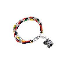Liu Li Art Chinese Zodiac Rabbit Charm Bracelet