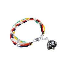 Liu Li Art Chinese Zodiac Rat Charm Bracelet