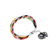 Liu Li Art Chinese Zodiac Tiger Charm Bracelet