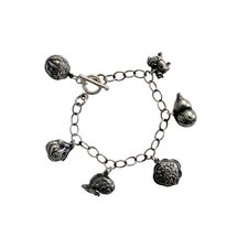 Chinese Fulfillment Charm Bracelet
