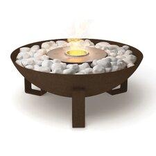 Dish Fireplace