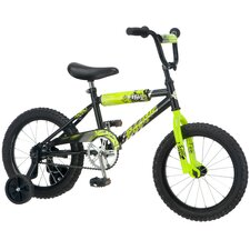Boy's Flex Cruiser Bike with Training Wheels