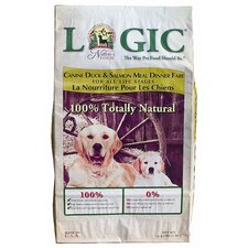 Canine Duck and Salmon Meal Dinner Fare Dog Food