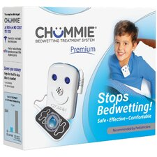 <strong>Theos Medical Systems, Inc.</strong> Chummie Premium Bedwetting Alarm (Enuresis) Treatment System