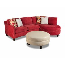 <strong>Style Line Furniture</strong> Montego Cotton Sectional