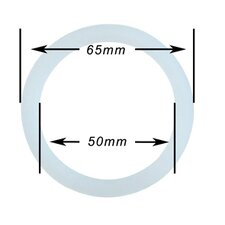Silicone 3 to 4 Cup for Stainless Steel Espresso Gasket