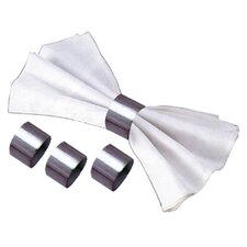 "<strong>Cuisinox</strong> 1.2"" Round Napkin Ring (Set of 4)"
