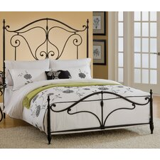 Caffrey Wrought Iron Bed