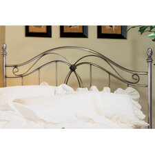 <strong>Hillsdale Furniture</strong> Milano Metal Headboard
