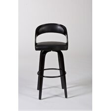 "<strong>Hillsdale Furniture</strong> Forbes 26"" Swivel Bar Stool"