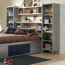 <strong>Hillsdale Furniture</strong> Universal Youth Wall Storage Unit