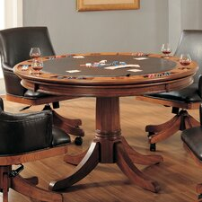 <strong>Hillsdale Furniture</strong> Park View Multi Game Table