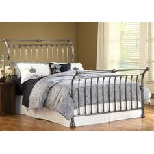Markam King Bed with Frame