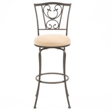"<strong>Hillsdale Furniture</strong> Concord 30"" Swivel Bar Stool"