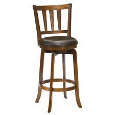 Swivel Presque Isle Bar Stool with Cushion