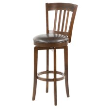 "<strong>Hillsdale Furniture</strong> Canton 30"" Swivel Bar Stool"