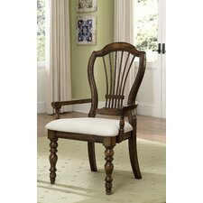 Pine Island Back Arm Chair (Set of 2)