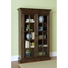 Pine Island Large Library Cabinet