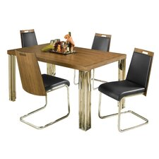 Trivoli 5 Piece Dining Set